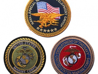 Embroidered-U-S-Marines-corps-Patches-military-insignia-U-S-army-eagle-hook-patches-tactical-for